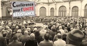 Appel de la conférence du 17 janvier