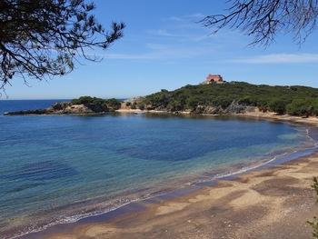 La plage de Port Fay