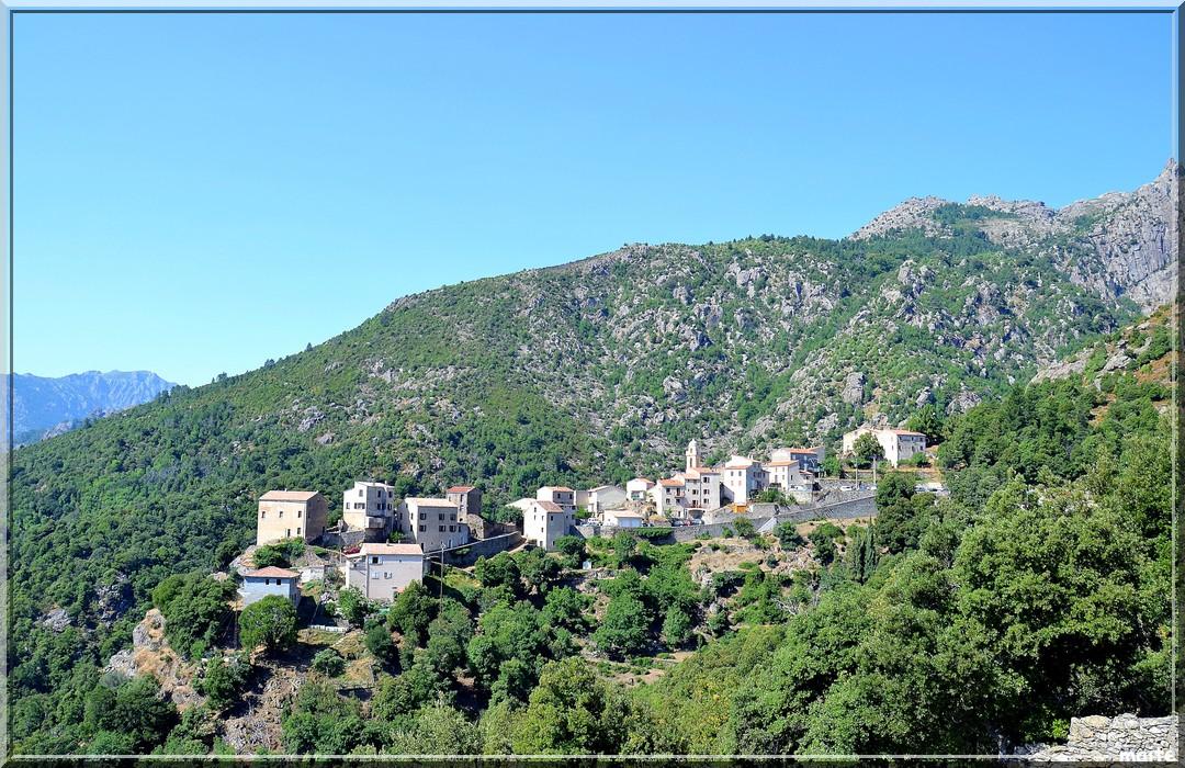Petits villages corses (3) Castiglione