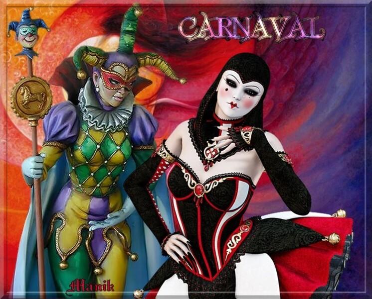Carnaval pour vous ( Planifié en dâte  ) pour venise