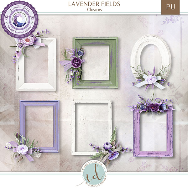 Lavender Fields - release May 10th 2019 at Digital Scrapbooking Studio Id_lav15