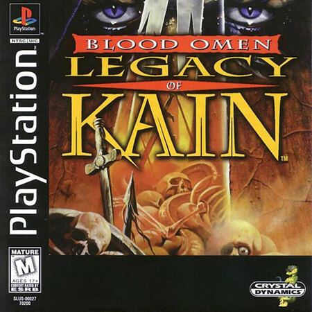 Blood Omen Legacy of Kain 9/10