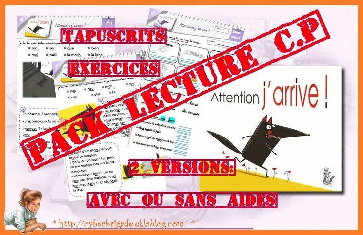 * P3: Lecture C.P ~ Attention j'arrive ! *