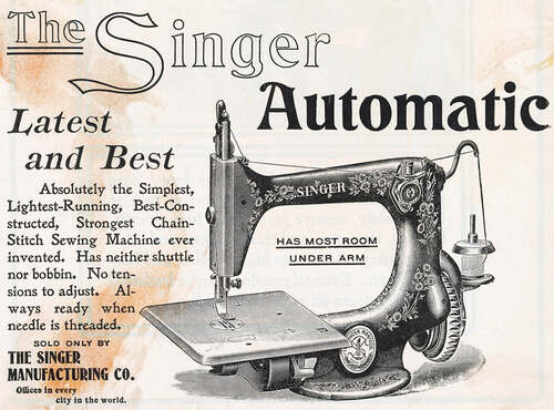 SINGER D'ABORD ...