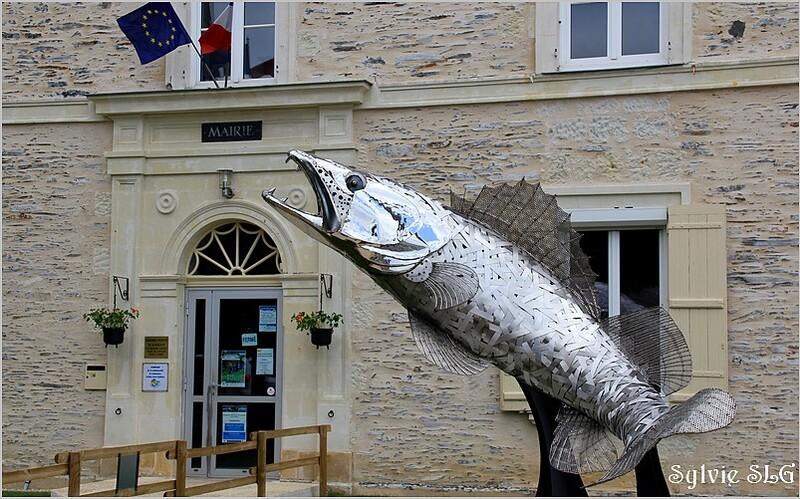 Le poisson de La Bohalle
