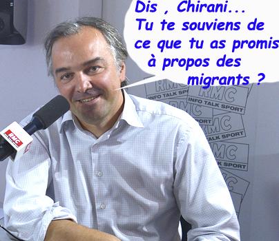 RMC/Migrants/AÏD el Kebir