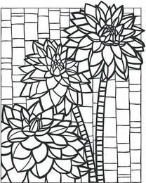 Une technique artistique - la mosaïque