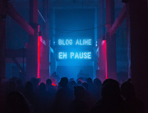 Blog en pause !!!