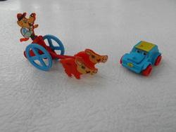 """0A270 Les """"heritiers"""" des """"jouets en bois qui bougent"""""""