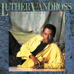 Luther Vandross - Give Me The Reason - Complete LP