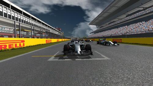 Team McLaren Mercedes