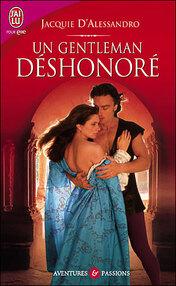 Jacquie d'Alessandro - Un Gentleman Déshonoré
