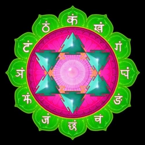 Le chakra du Coeur Anahata