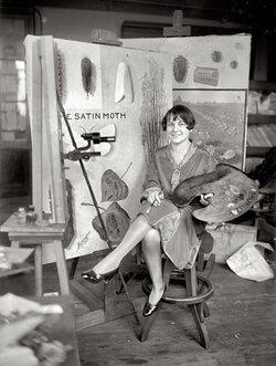 88 : Artiste peintre