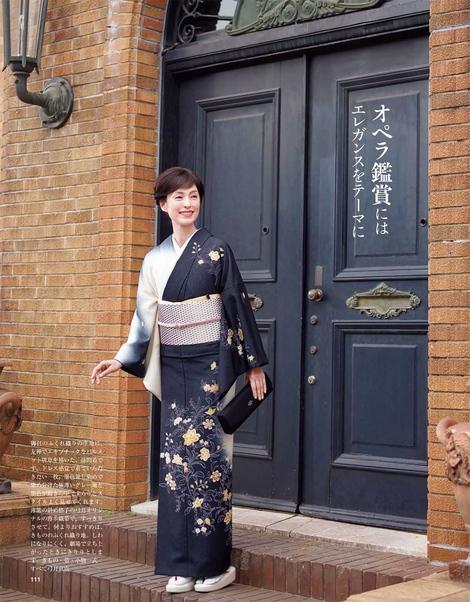 Magazine : ( [Kimono Salon] - 2017 / Spring-Summer )