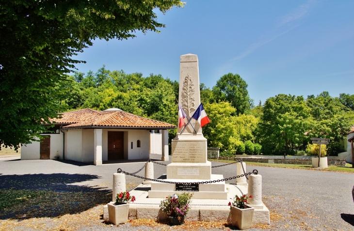 Monument-aux-Morts  - Nanteuil-Auriac-de-Bourzac