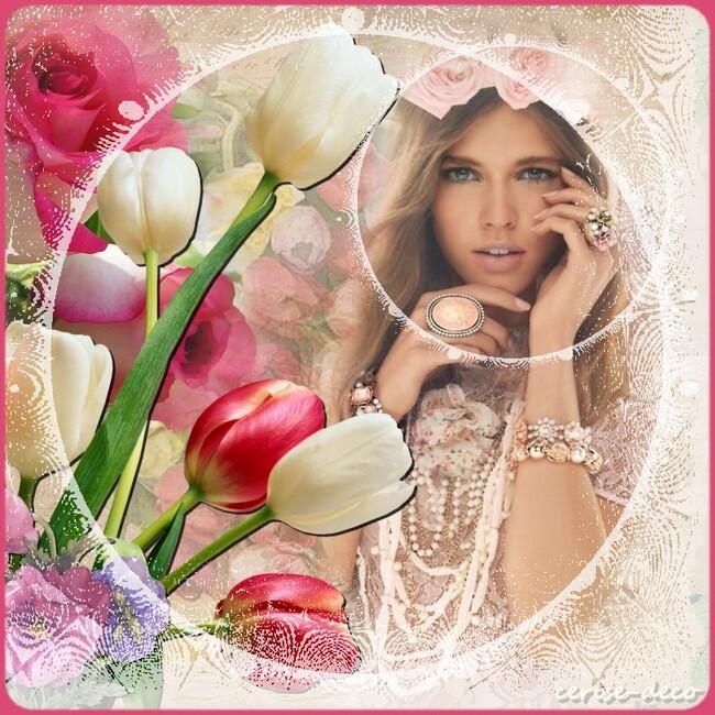 cluster bouquet de fleur : cadeau
