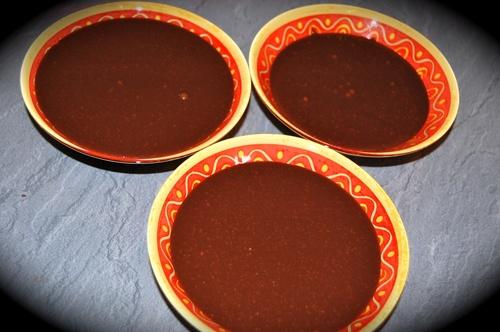 PÂTE A TARTINER CHOCOLAT MAISON