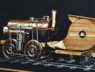 La locomotive de Marc Seguin est la première locomotive à vapeur