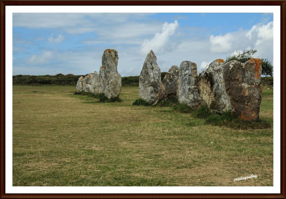 Alignements Megalithiques de Lagatjar