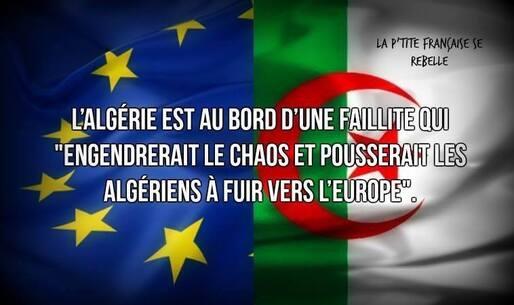 algérie crise