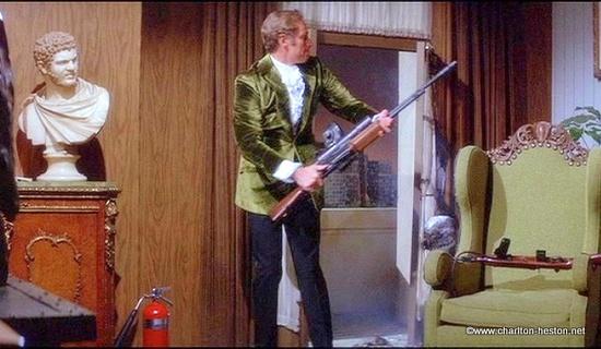 OMEGA MAN - LE SURVIVANT (1971)