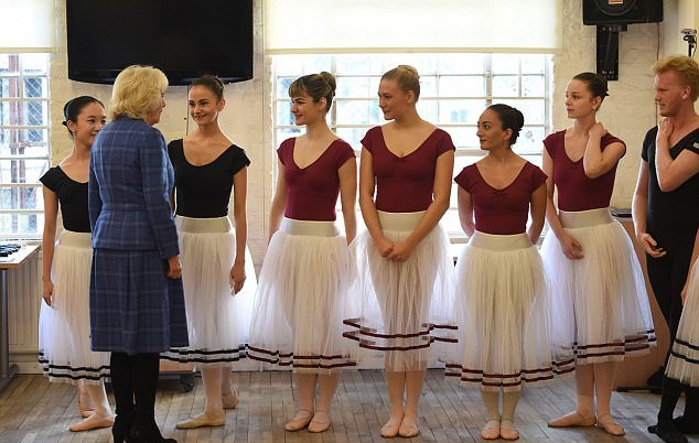 Royal Academy of Dance's Silver Swans programme