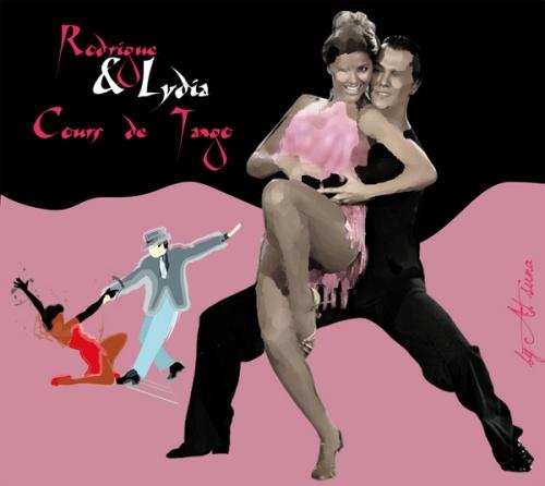 défi tango par yoli