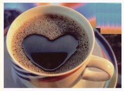 Le café suspendu