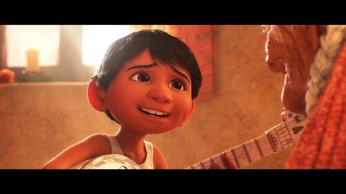 Coco '' Ne m'oublie pas - Miguel ''