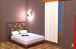 Computer geek's bedroom escape