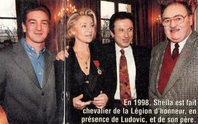 07 avril 1975 / 07 avril 2015 : Ludovic a 40 ans...