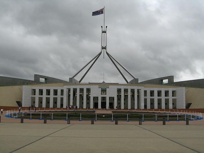 Blog de lisezmoi : Hello! Bienvenue sur mon blog!, L'Australie : Canberra
