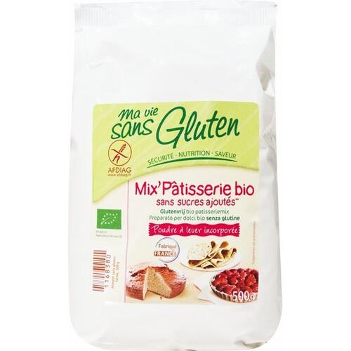 Mix pâtisserie Bio Ma vie sans gluten