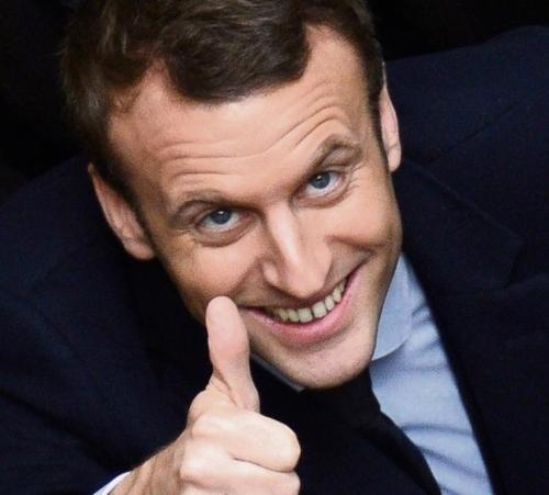 Emmanuel Macron accusé : à l'Elysée, les photographes sont des « pions »