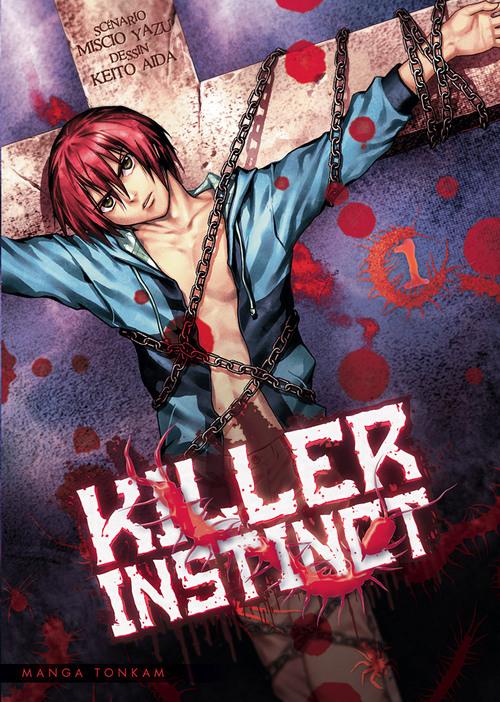 Killer instinct - Tome 01 - Michio Yazu & Keito Aida