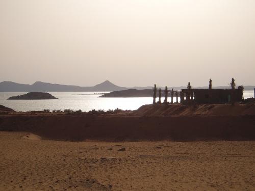 Beaux temples sur le lac Nasser II (photos)