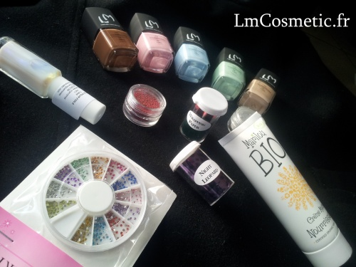 Les lots par LM Cosmetic!