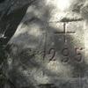 Croix frontière numéro 295