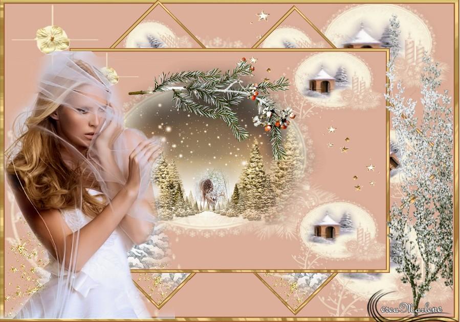 ♥ Féerie d'hiver ♥