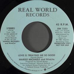 Margo Michaels & Nitelite - Love Is Treating Me So Good