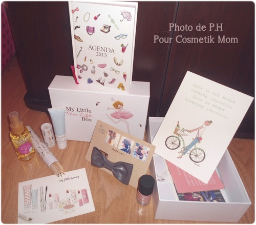 My Little Box de Janvier - My Little New Life Box Spoiler [Direct Live]