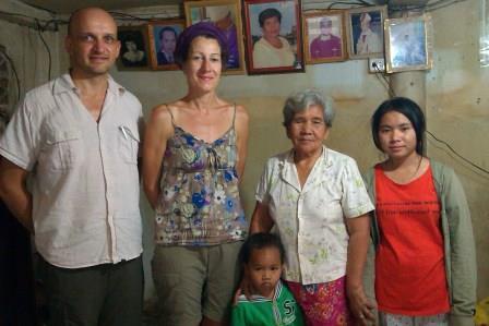 """Les Filleuls """"isolés"""" de Battambang"""