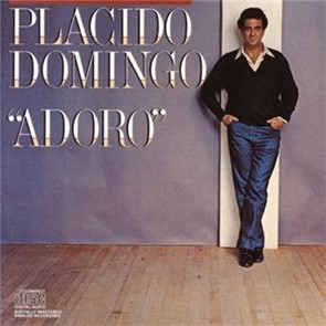 DOMINGO, Placido - Adoro.  (Romantique)