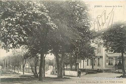 Jussey (Haute-Saône)