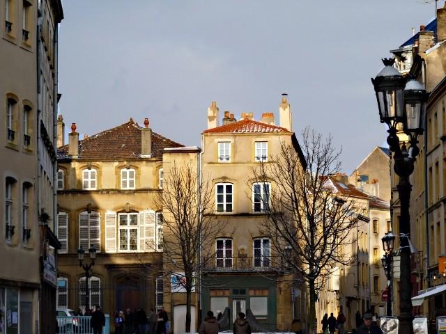 Place des Charrons 2 Metz février 2010
