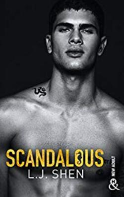 Sinner of saints : Scandalous  LC