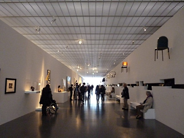 Au Centre Pompidou Metz les galeries mp13 30 05 2010 - 19