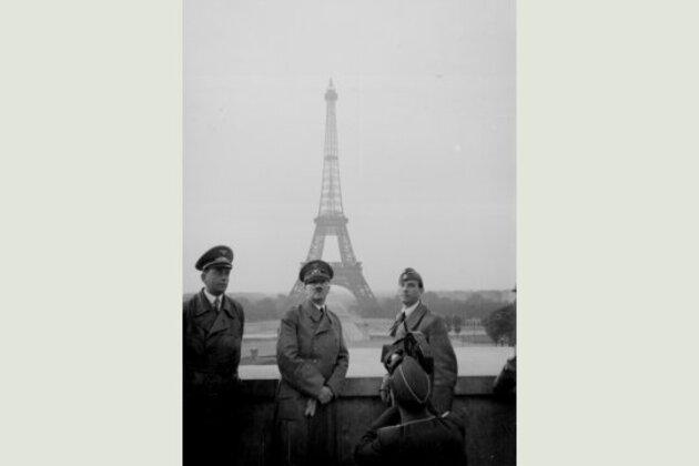 Hitler à Paris