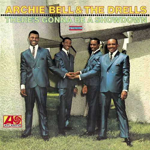 "Archie Bell & The Drells : Album "" There's Gonna Be A Showdown "" Atlantic Records SD 8226 [ US ]"